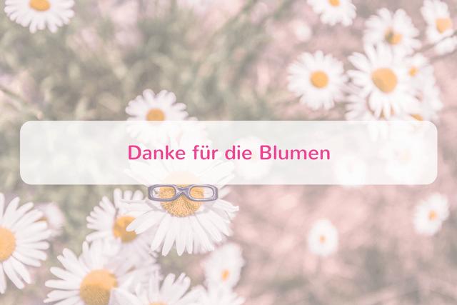 Danke für die Blumen – Darum lohnt es sich mit Alex zusammenzuarbeiten