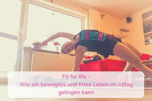 Fit for life – Wie ein bewegtes und fittes Leben im Alltag gelingen kann – Ein Interview mit Stefan Schlegel