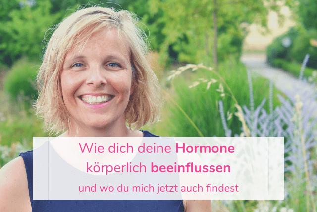 Einfluss hormone auf körper