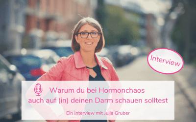 Warum du bei Hormonchaos auch auf (in) deinen Darm schauen solltest
