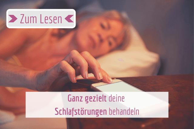 Artikel – Ganz gezielt deine Schlafstörungen behandeln