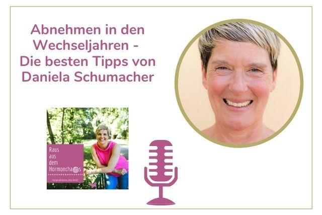 Abnehmen in den Wechseljahren – Die besten Tipps von Daniela Schumacher